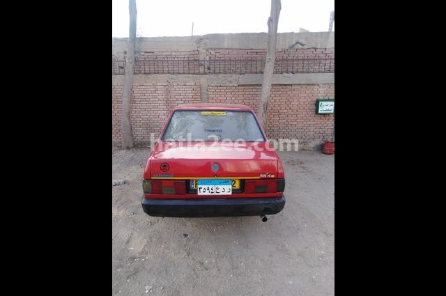 Shahin Fiat احمر