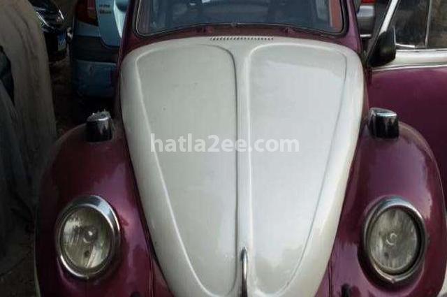 Beetle Volkswagen بنفسجي