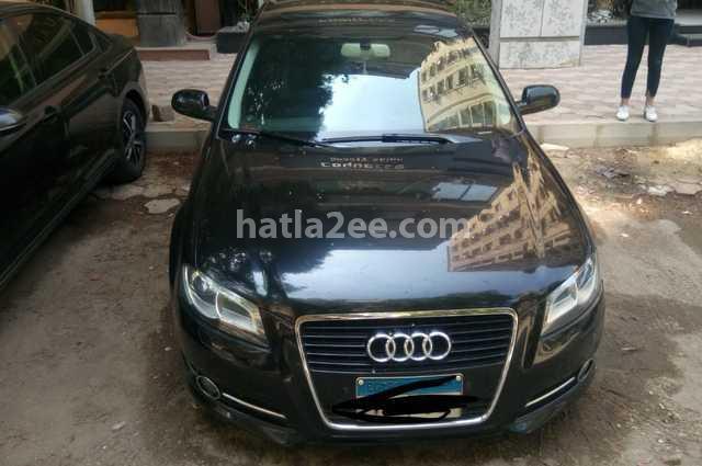 A3 Audi Black