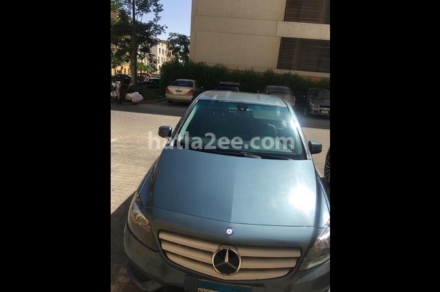 B 200 Mercedes Blue