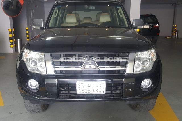Pajero Mitsubishi Black