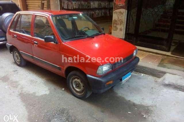 Maruti Suzuki Red