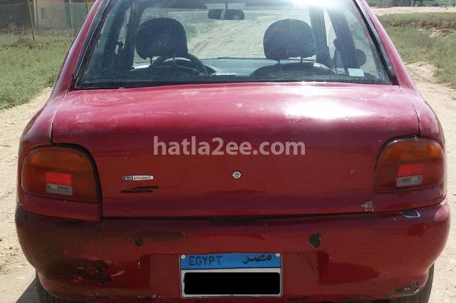 121 Mazda احمر