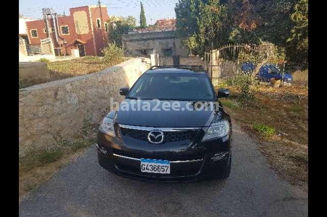 CX-9 Mazda Black