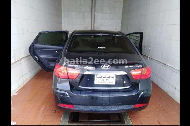Elantra HD Hyundai Black