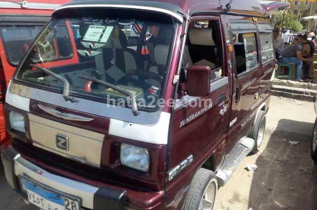 Van Suzuki Dark red
