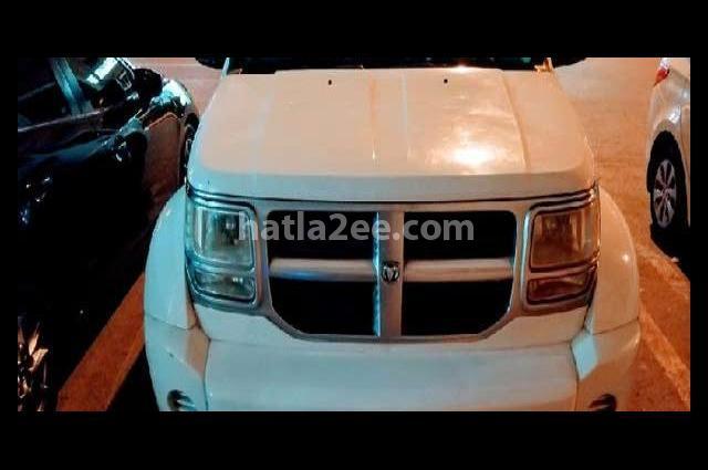Nitro Dodge White