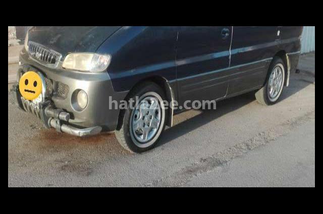 H1 Hyundai أزرق