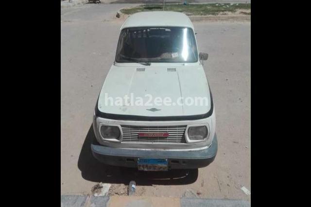 Marea Fiat أبيض