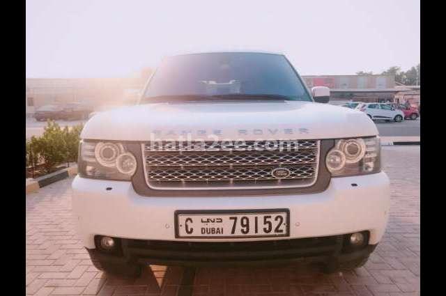 Vogue Land Rover White