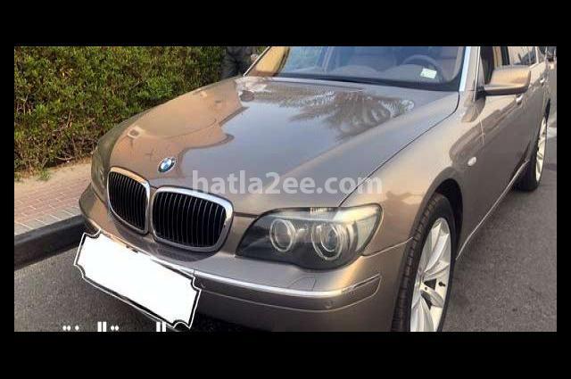 740 BMW Gold