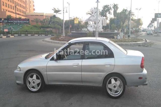 Mirage Mitsubishi Silver