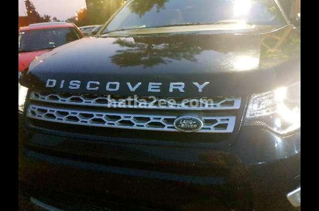 Discovery Land Rover أسود