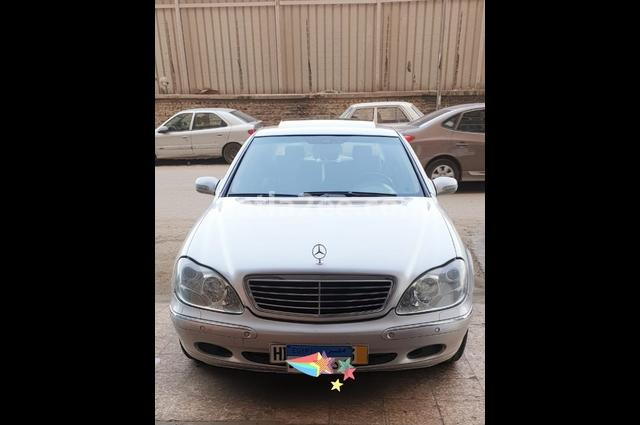 320 Mercedes Silver