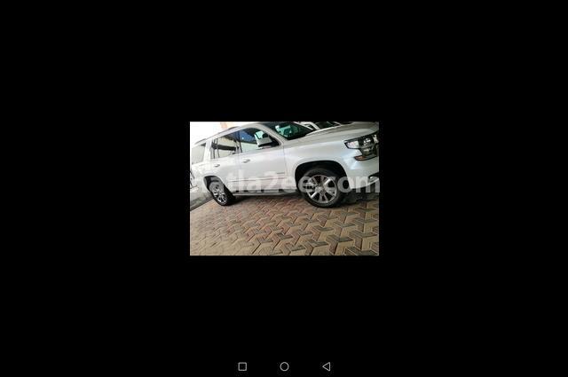 Taho Chevrolet أبيض