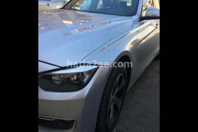 316 BMW فضي