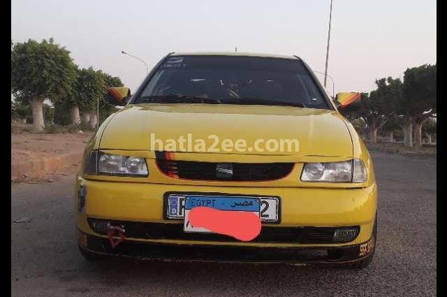 Ibiza Seat اصفر