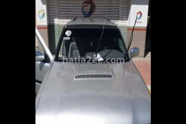 Frontera Chevrolet Silver