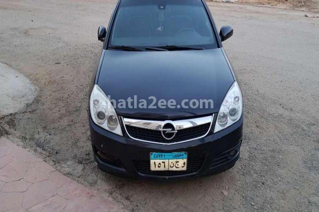 Vectra Opel Black
