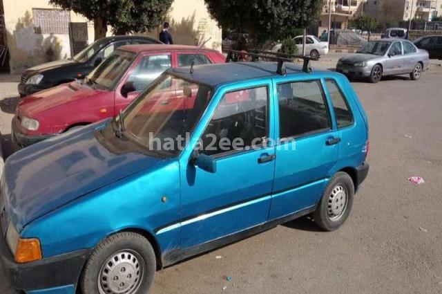 Uno Fiat Blue