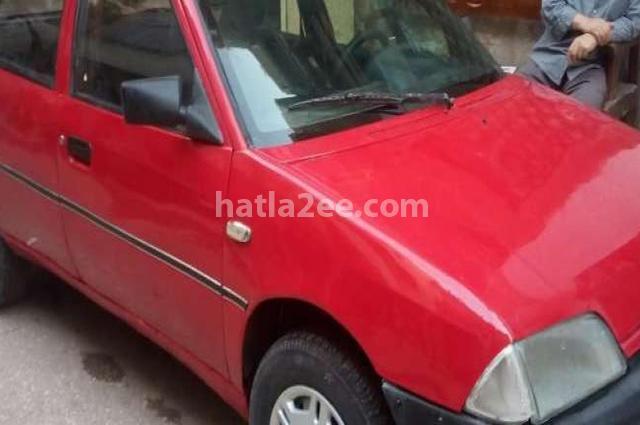 Ax Citroën احمر