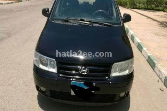 Matrix Hyundai أسود