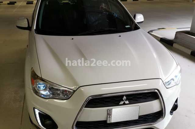 ASX Mitsubishi White