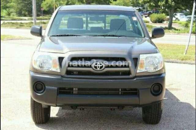 Tacoma Toyota Gray