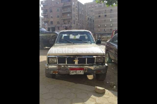 Pickup Chevrolet بيج