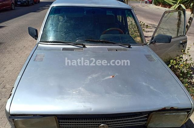 131 Fiat Silver