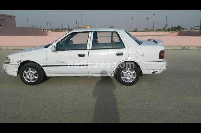 Excel Hyundai White