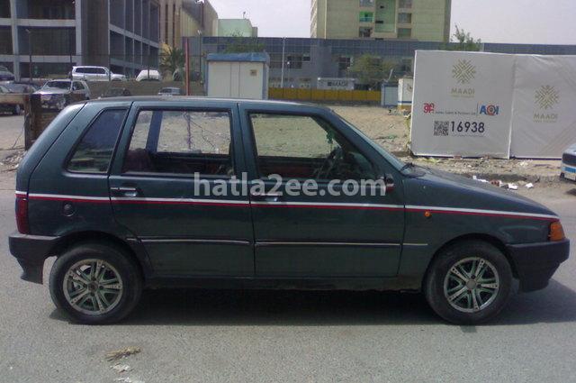 Uno Fiat Green