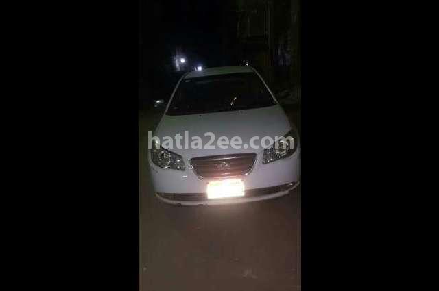 Elantra HD Hyundai White