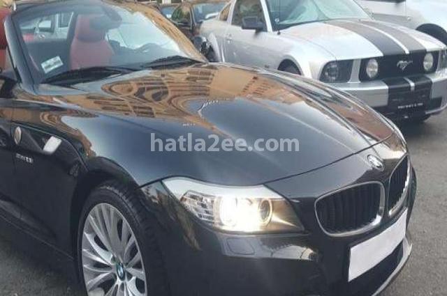Z4 BMW أسود