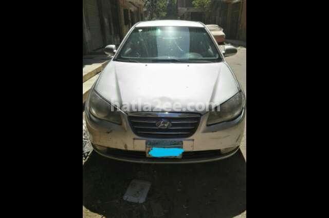 Elantra HD Hyundai Silver