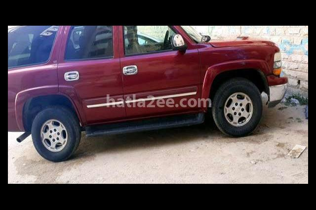 Taho Chevrolet Red