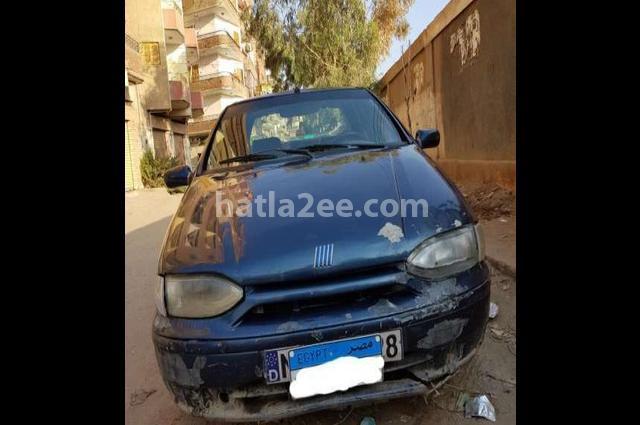 Siena Fiat الأزرق الداكن