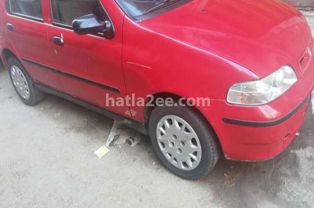 Palio Fiat احمر