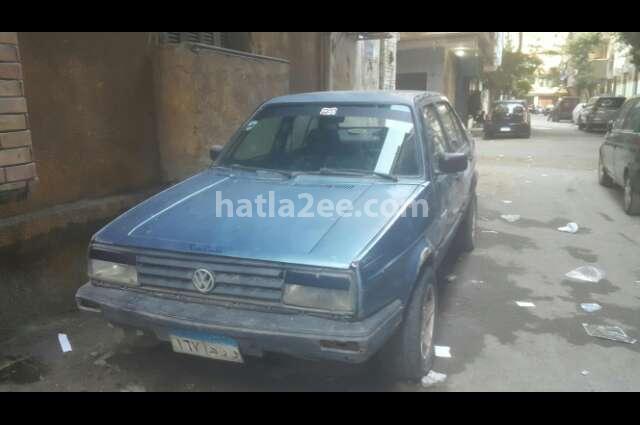 Passat Volkswagen Blue