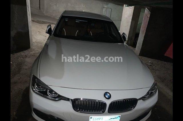 318 BMW White