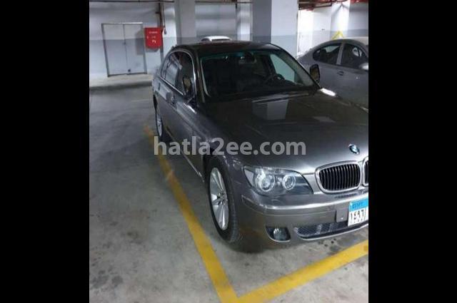 740 BMW Gray