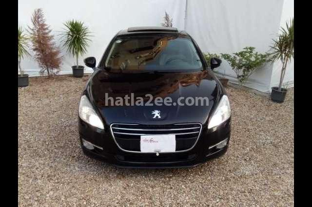 508 Peugeot Black