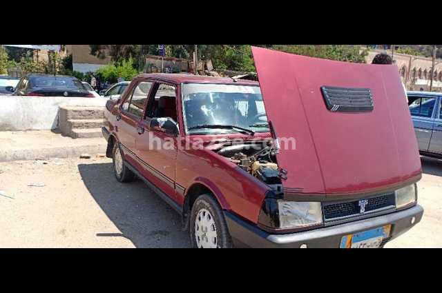 Shahin Fiat Red