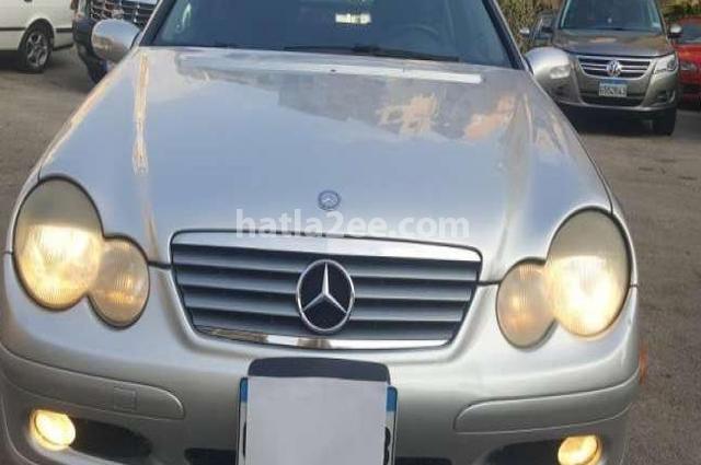 230 Mercedes فضي