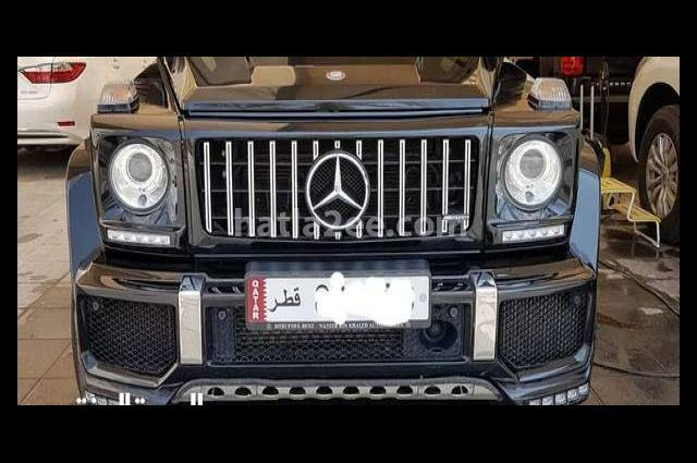 AMG GT Mercedes أسود