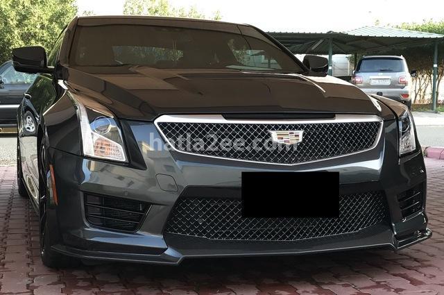 ATS Cadillac Gray