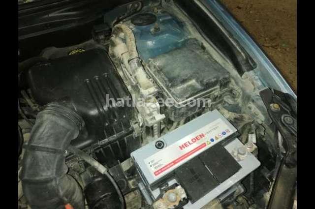 Elantra HD Hyundai Cyan