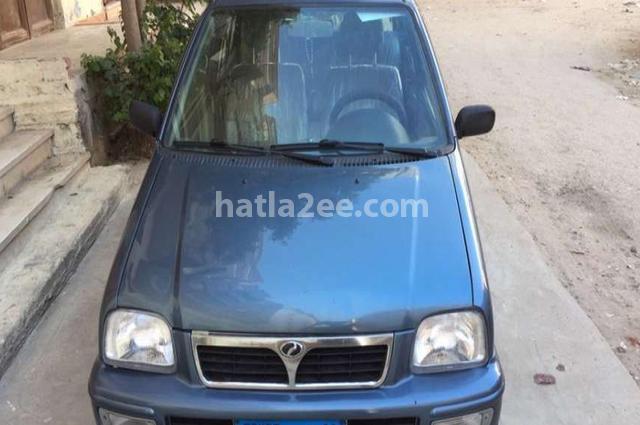 Kancil Daihatsu الأزرق الداكن