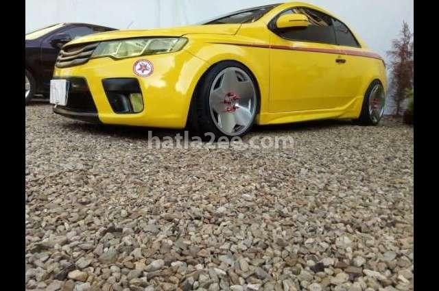 Cerato Kia Yellow