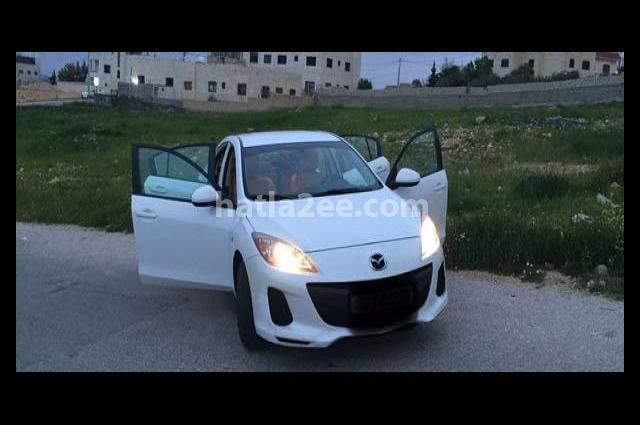 Mazda 3 Mazda White